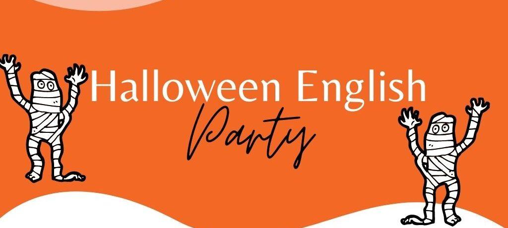 Halloween English Party