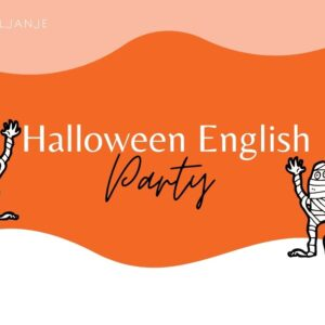 Halloween English Party