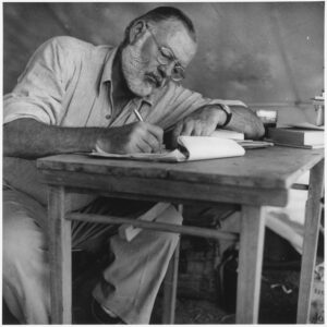 Beremo skupaj: Ernest Hemingway